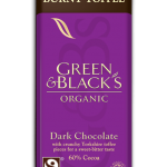 BURNT TOFFEE 100G BAR