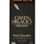 DARK CHOCOLATE  85% 100G BAR
