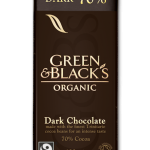 DARK CHOCOLATE 70% 100G BAR