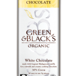 WHITE COOK'S CHOCOLATE BAR 150G