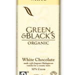 WHITE CHOCOLATE 100G BAR