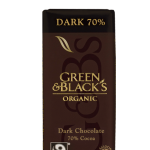 DARK 70% 35G BAR (QTY: 30)