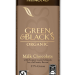 ALMOND CHOCOLATE 100G BAR