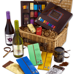 CHOCOLATE & WINE HAMPER