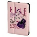Elle Lady in Pink Portfolio for Apple iPad 2-4