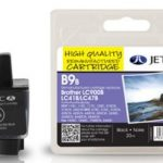 Brother LC900 Black Remanufactured Ink Cartridge by JetTec – B9B