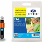 Epson T0442 Cyan Remanufactured Ink Cartridge by JetTec – E44C