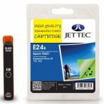 Epson T2421 Black Remanufactured Ink Cartridge by JetTec – E24B