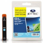 Epson T2425 Light Cyan Remanufactured Ink Cartridge by JetTec – E24LC