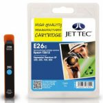 Epson T2612 Cyan Remanufactured Ink Cartridge by JetTec – E26C