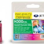 HP300 XL CC644EE Colour Remanufactured Ink Cartridge by JetTec – H300CXL