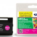 HP933XL Magenta Remanufactured Ink Cartridge by JetTec – H933MXL