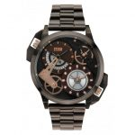 Storm Mens Brown Dualon Watch