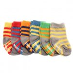 Trumpette Baby Multi Stripes Socks Set