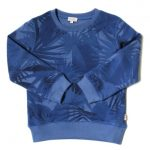 Paul Smith Junior Boys Petrol Blue Loman Sweat Top