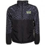 EA7 Mens Black Training Ventus 7 Jacket