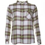 Barbour Lifestyle Womens Seaweed Brae Check L/s Shirt