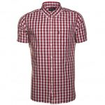 Barbour Lifestyle Mens White Allenhead S/s Shirt