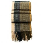 Barbour Heritage Womens Ancient Tartan Rain Drop Scarf