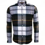 Barbour Heritage Mens Ancient Tartan Johnny Slim Fit L/s Shirt