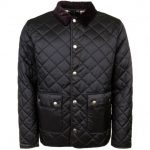 Barbour Heritage Mens Sage Anwoth Quilted Jacket