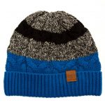 Timberland Baby Electric Blue Knitted Hat