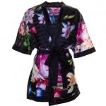 Ted Baker Womens Black Wrenna Cover Up