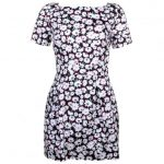 French Connection Womens Brule Multi Bloomsbury Daisy Cotton Dress