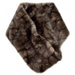 Dubarry Womens Elk Greystones Faux Fur Snood