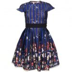 Foxiedox Womens Printed Bryonia Skater Dress