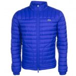 Lacoste Mens Steamer Baffle Jacket