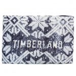 Timberland Baby Navy Branded Blanket