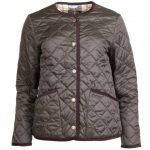 Barbour Heritage Womens Sage Oversized Liddesdale Jacket
