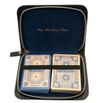 Ted Baker Black Brogue Playing Cards Set