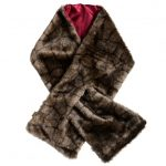 Dubarry Womens Elk Altamont Faux Fur Wrap