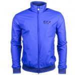 EA7 Mens Navy Training Core Identity Jacket