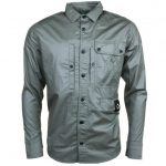 Ma.strum Mens Battledress Multi Pocket Overshirt