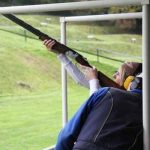 Clay Pigeon Shooting in Devon