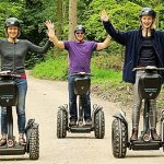 Segways Lake District