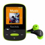 SanDisk Clip Sport MP3 Player 8GB – Lime