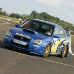 Rally Driving Staffordshire