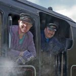 Steam Footplate Ride Staffordshire