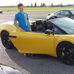 Junior Supercar Test Drives