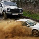 Off Road and Rally Experience