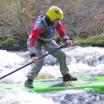 Paddleboarding for Two North Wales