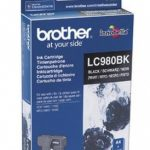 Genuine Black Brother LC980 Ink Cartridge – LC980BK