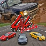 Supercar  Rally & 4×4 Combo