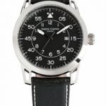 Bright Dial Deep Bodied Watch Black