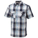 Altus Mens Shirt Dark Midnight Check