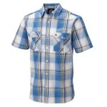Altus Mens Shirt Captain Blue Check